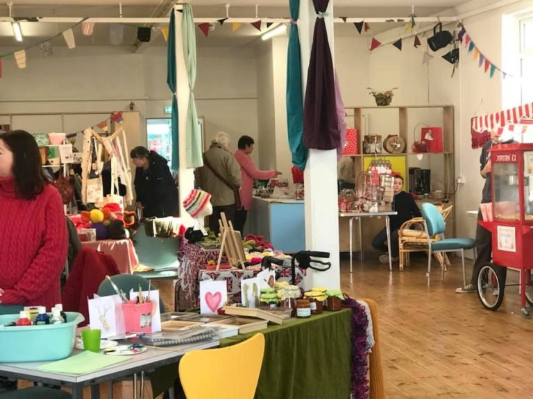 Lower Hall Craft Fair