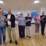 Upper Hall Cornish dancing